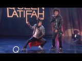 Les Twins Kiling The Beat - Show Off Their Moves - The Queen Latifah Show