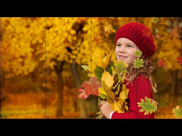 Осень в лесу - песня про осень
