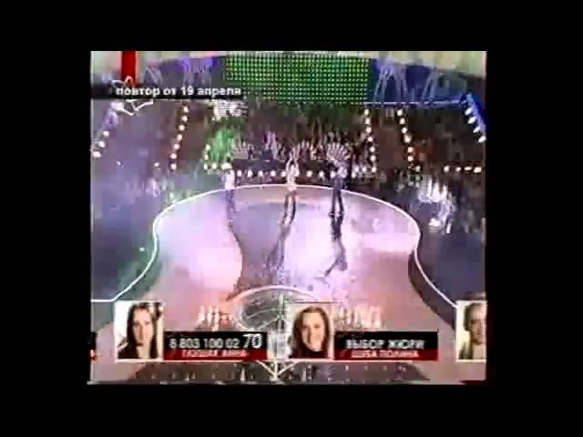 Мисс Беларусь (ОНТ, 2008) Чук и Гек feat. Nikita - Фиеста!