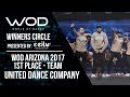 United Dance Company 1st Place Team Winners Circle World of Dance Arizona 2017 WODAZ17