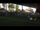 Футбол Роналду Передача мяча Обучение