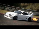 NÜRBURGRING GREATEST MOMENTS - BEST OF Highlights, Crashes, Drifts Fails - Nordschleife