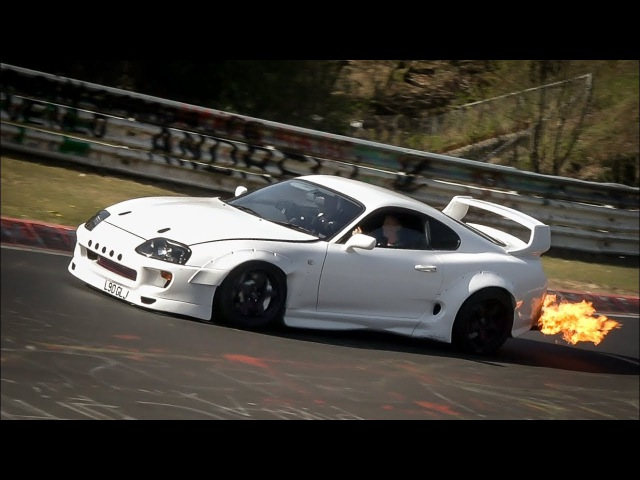 NÜRBURGRING GREATEST MOMENTS 2017 - BEST OF Highlights, Crashes, Drifts Fails - Nordschleife 2017