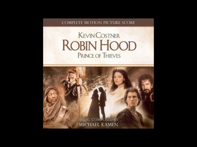 Robin Hood: Prince Of Thieves OST 1991 - Bryan Adams - (Everything I Do) I do it for you