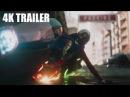 Ready Player One Trailer 4K (2018 Steven Spielberg)