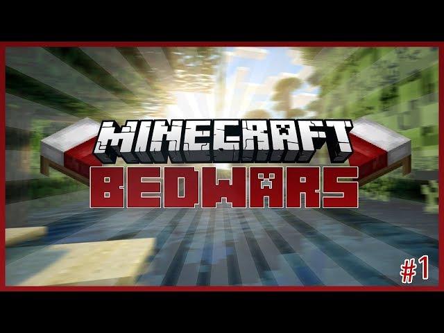 Bed-wars (часть 1) Майнкрафт