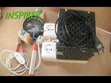 как сделать сварочный аппарат своими руками (мини ) 2 DIY . Making an ARC Welder (MINI )
