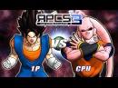 PS3 Emulator-RPCS3-LLVE-Vulkan-FPS 30   DRAGON BALL: Raging Blast 2 01