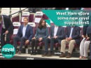 West Ham score some new royal supporters