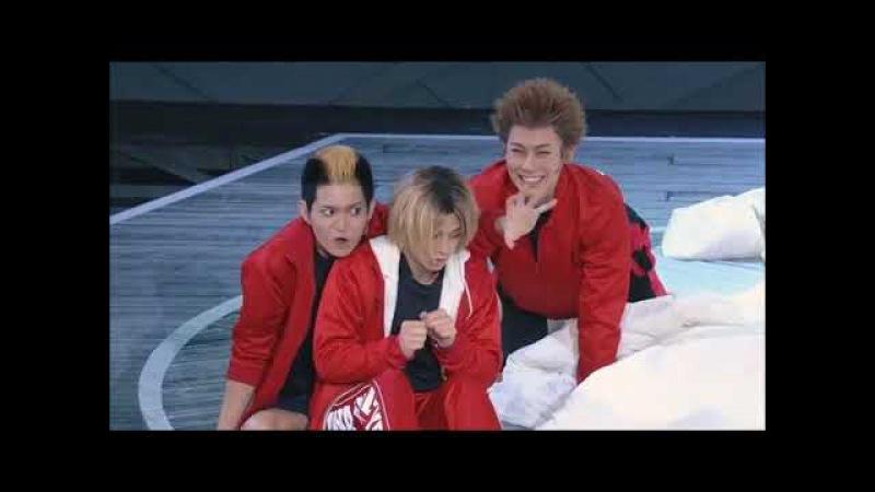 Haikyuu Karasuno Revival Nekoma Sleeping Transitions