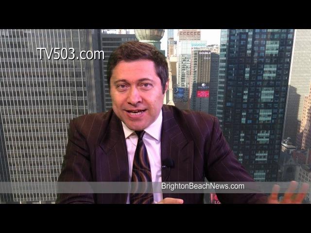 Ари Каган о выборах 7 ноября 2017 года в Нью-Йорке и Де Блазио