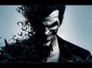 Batman Arkham City. Я бэтмен и я люблю бить лю... Преступников