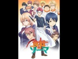 Кулинарные войны: Повар-боец Сома | Food Wars: Shokugeki no Soma | Shokugeki No Souma- Серия 4 [AniDub]