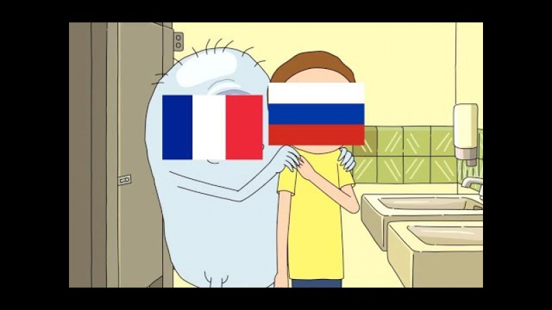 Rick and Morty Napoleonic Wars Meme - French Invasion of Russia in a nutshell