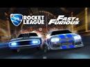 Rocket League® - Fast Furious DLC Trailer
