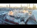 Georgia Dome Implosion - Atlanta, GA