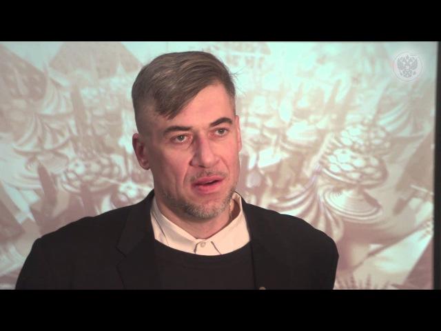 Алексей Беляев-Гинтовт о Евразии, либерализме, новом государственном стиле и войне образов