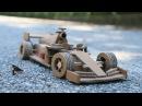 How to make Amazing RC Car (Ferrari F1) - Cardboard Toy DIY