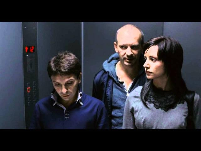 День радио (сцена в лифте)
