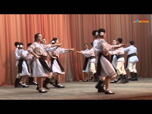 """Ansamblul de dansuri populare ,,STRĂMOȘEASCA"""" (cl a -VII-a)"""
