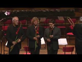 Thomas Tallis door Gli Angeli Genève (Festival Oude Muziek Utrecht 2015)