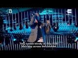 Brian Molko Across The Universe live Lyrics Subbed