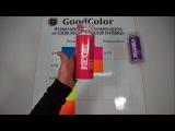 Аэрозольная флуоресцентная (светящаяся) краска G COLOR NEON &amp INVISIBLEОбзор.