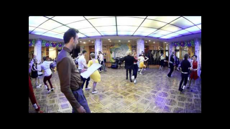 Boogie Woogie Fast Feet Contest Prelims. Heat 1-2. Swingtown Social Cup 2017/06/03