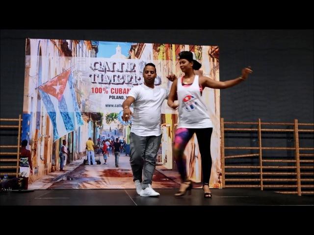Yoannis Tamayo Ismaray Chacon - Son Cubano - Calle de Timberos 2017