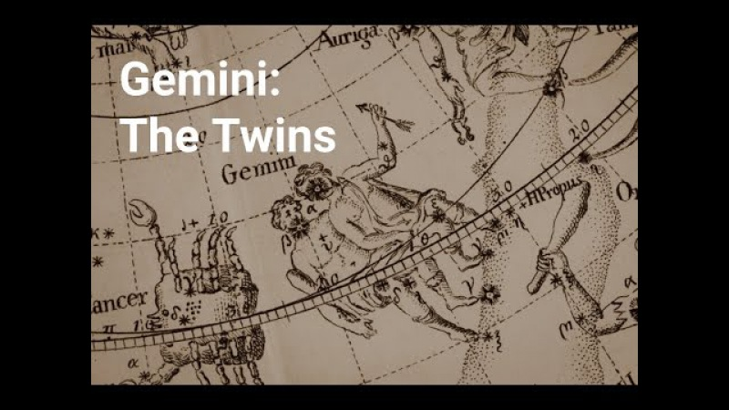 Gemini the Twins - Mythology, Constellation Pattern, and Celestial Objects