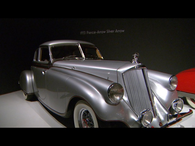 Rolling Sculpture Art Deco Cars from the 1930s and 40s | NC Weekend | UNC-TV