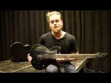 MOZER guitars - Mark Hosking (Karnivool)