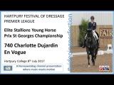 HARTPURY FESTIVAL OF DRESSAGE Charlotte Dujardin En Vogue PSG