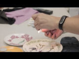 Как определить состав ткани имея под рукой коробок спичек?