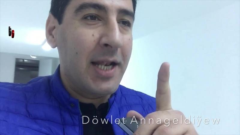 Döwlet Annageldiÿew Okaÿar Magtymguly pyragyñ dürdäne sözleri смотреть онлайн без регистрации