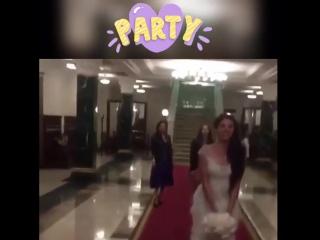 Свадьба Ольги Рапунцель и Дмитрия Дмитренко.