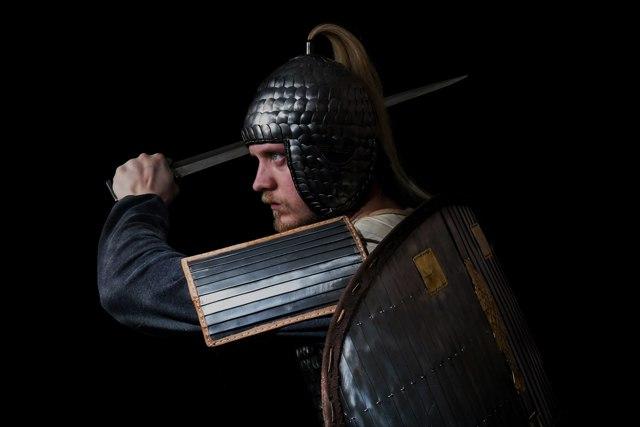Шлем Скифского воина