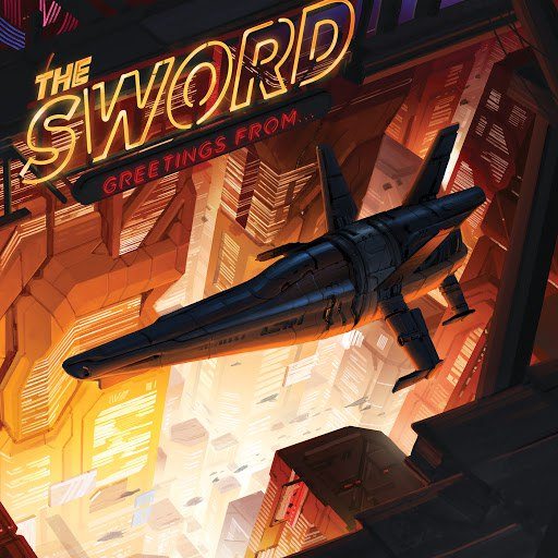 The Sword альбом Greetings From... (Live)