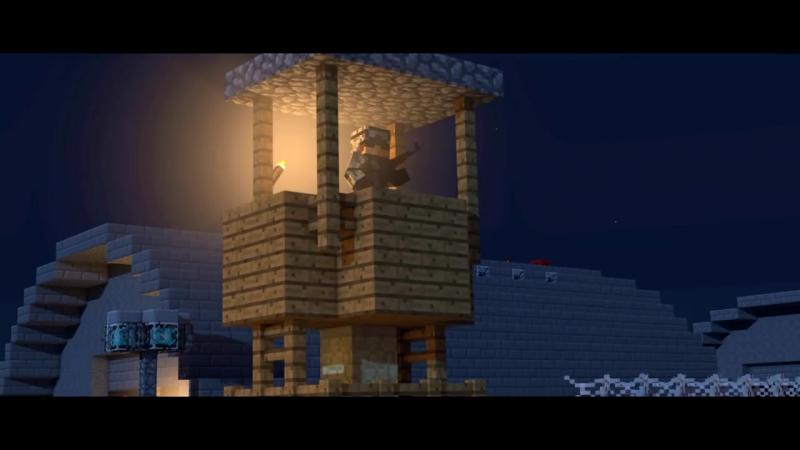 ПОПАЛ В КАПКАН - Майнкрафт Рэп Клип Легендарный Грифер _ Minecraft Parody Song o