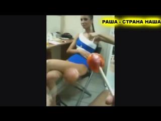 ЭТО РОССИЯ ДЕТКА! ЭТОТ НАРОД НЕПОБЕДИМ! НОВЫЕ РУССКИЕ ПРИКОыЛЫ 2017
