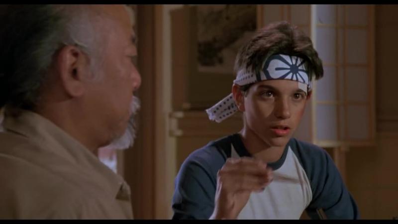 Парень-каратист / The Karate Kid (1984) BDRip 720p [vk.com/Feokino]