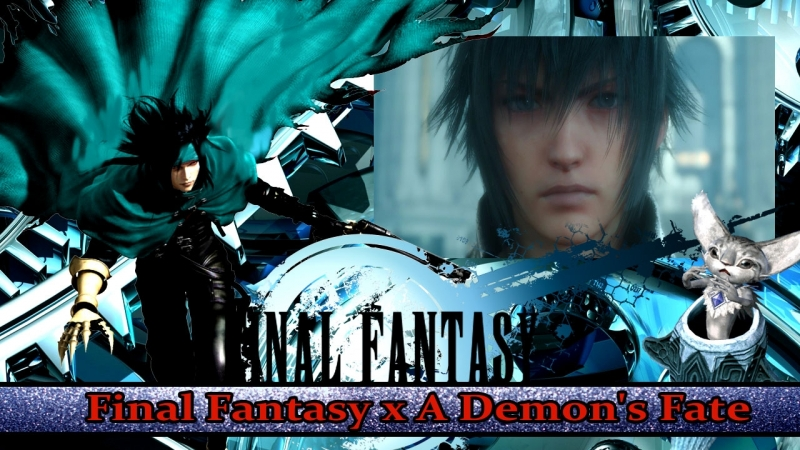 [SooYeonTVCTpipleS] ● Final Fantasy x A Demon's Fate [русские субтитры][re-upload]