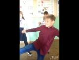 Танцы девочек