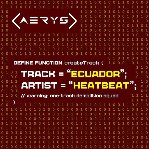 Heatbeat альбом Ecuador