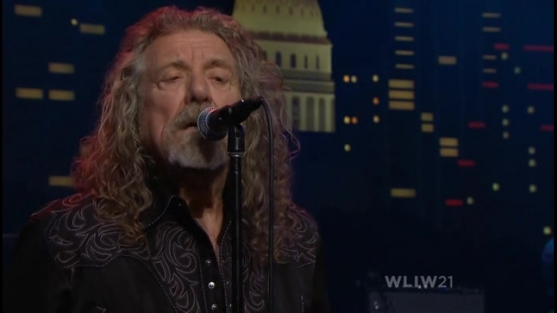 Robert Plant the Sensational Space Shifters - Austin City Limits 2016.Lumina