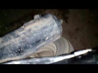 Работа карбюратора от триммера , на honda dio af-27