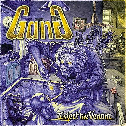 Gang альбом Inject the Venom