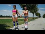 Little Caprice &amp Jenifer Jane HD 1080, lesbian, new porn 2017