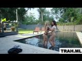 Блондинка с брюнеткой занимается сексом друг с другом [Porno vk HD 720, porno vk, порно вк, эротика, секс, домашнее, частое]
