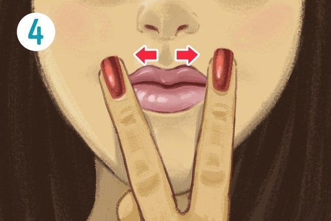 Как сделать губы пухлыми без инъекций и филлеров?